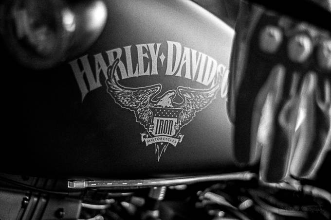 Her H-D by JackDalephotography - Summer Road Trip Photo Contest