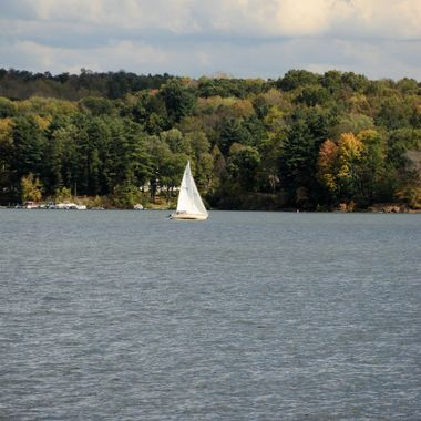 sail boat @ atwood