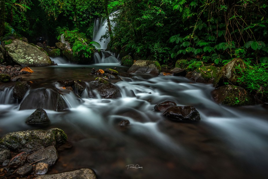 Yeh Hoo Waterfall #1