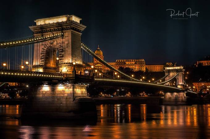 Lànchid in Budapest by robertjuvet - Bridges In The Night Photo Contest
