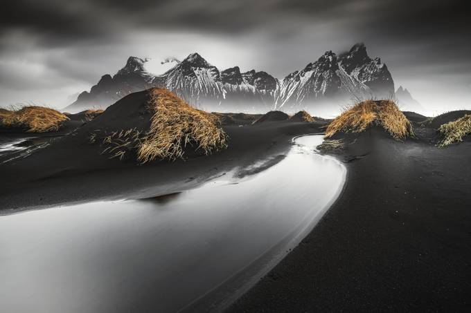 Rhapsody on a dark day by pawelklarecki - Landscapes And Sand Photo Contest