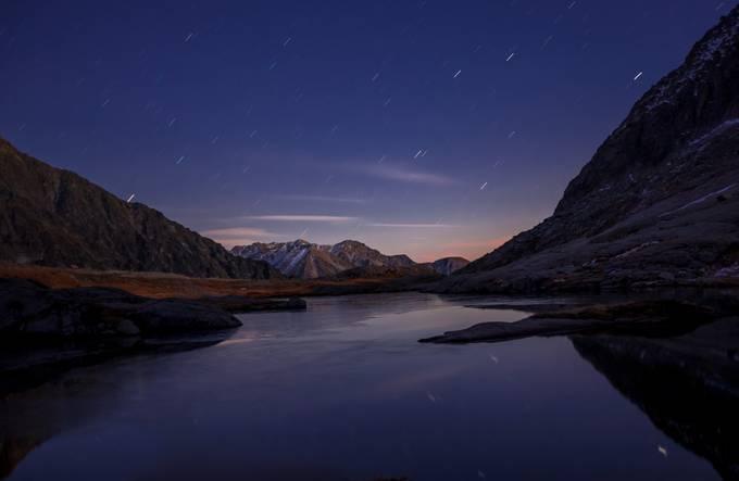 mirror with stars by katarzyna_nizinkiewicz - Capture The Milky Way Photo Contest