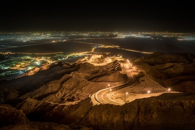 The Road to Al Ain