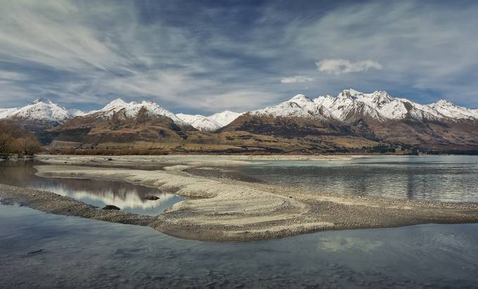 Glenorchy from Kinloch by PeterWell - Covers Photo Contest Vol 46