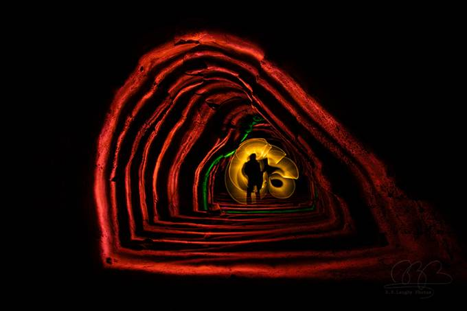 LP 1 by Badskwrl - Shooting Tunnels Photo Contest