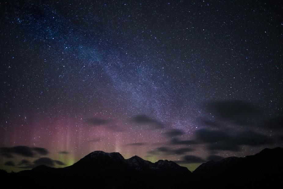 A magic Scotland Night