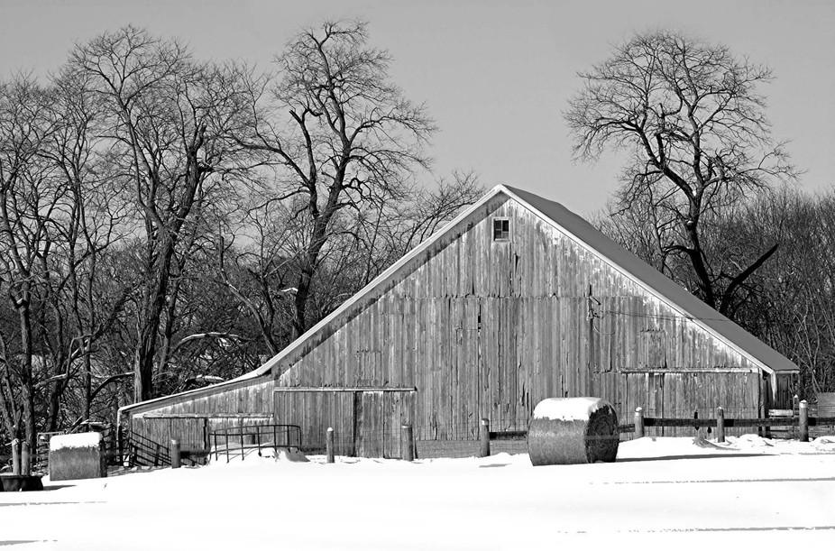 ,Old Barn