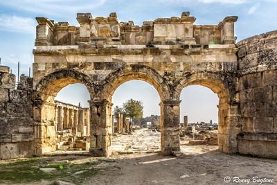 Hierapolis - Pamukkale, Turkey