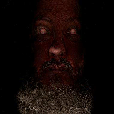 Demonic Self-Portrait