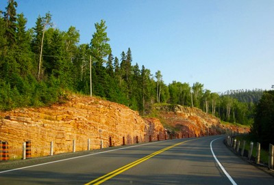 Red Rocks of Northern Ontario.