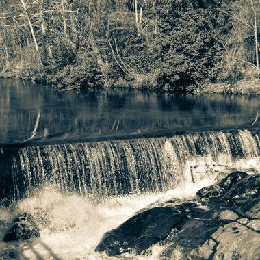 Creek Dam