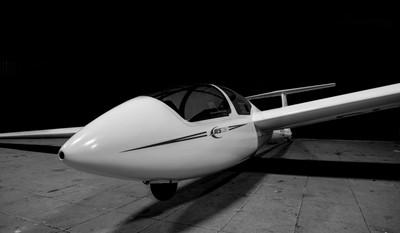 Resting glider
