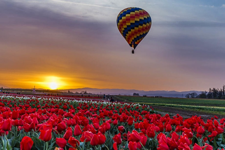 Balloon launch