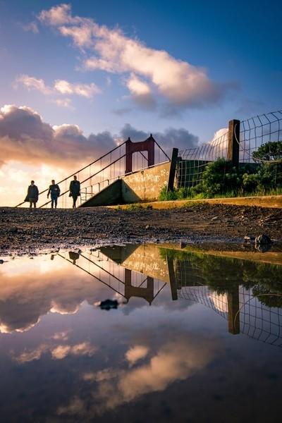 San Fran Reflections