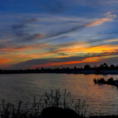 Peck Riad Park Sunset-0627