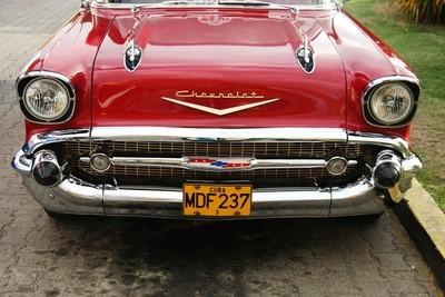 Cuban Oldtimer - 006 - Front