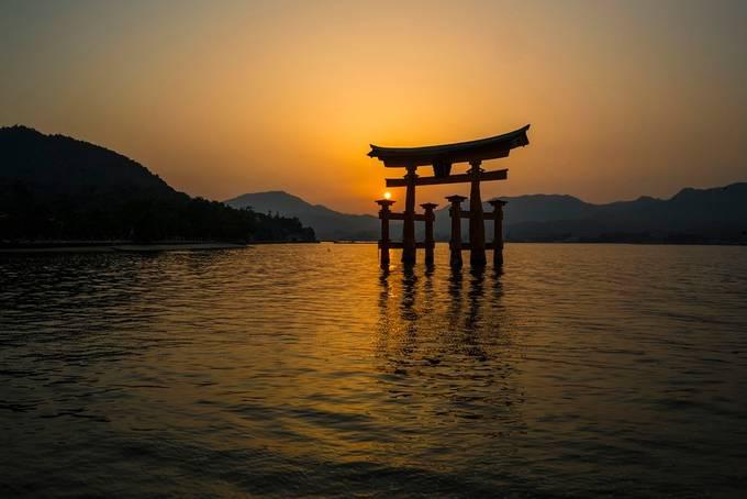 Itsuku-shima by olivierlw - The Magic Of Japan Photo Contest
