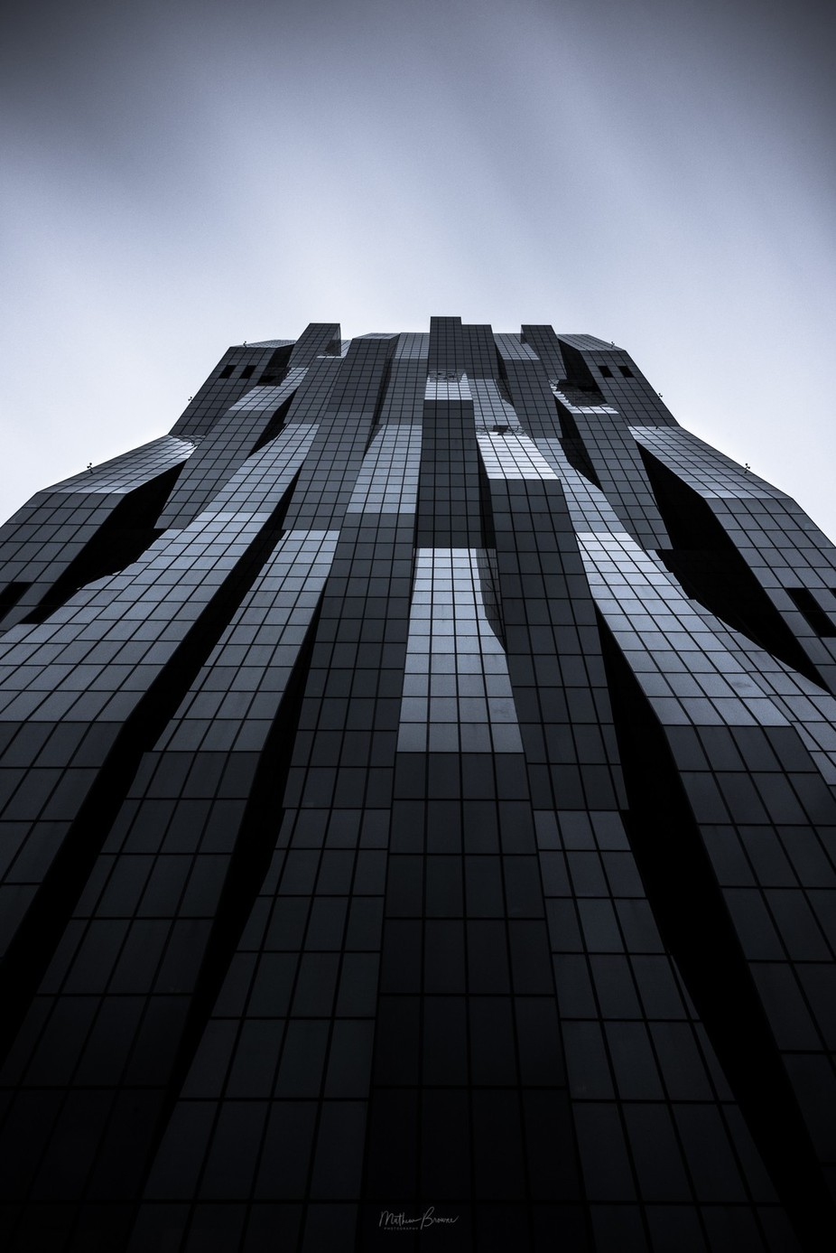 DC Tower, Vienna by mathewbrowne - Simple Architecture Photo Contest