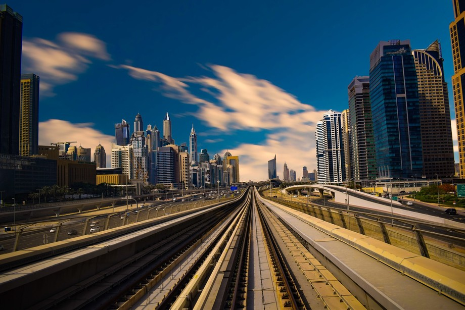 Metro rides in Dubai are always fascinating. The skyline is so picturesque and so modern that you...