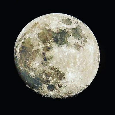 Easter moon.
