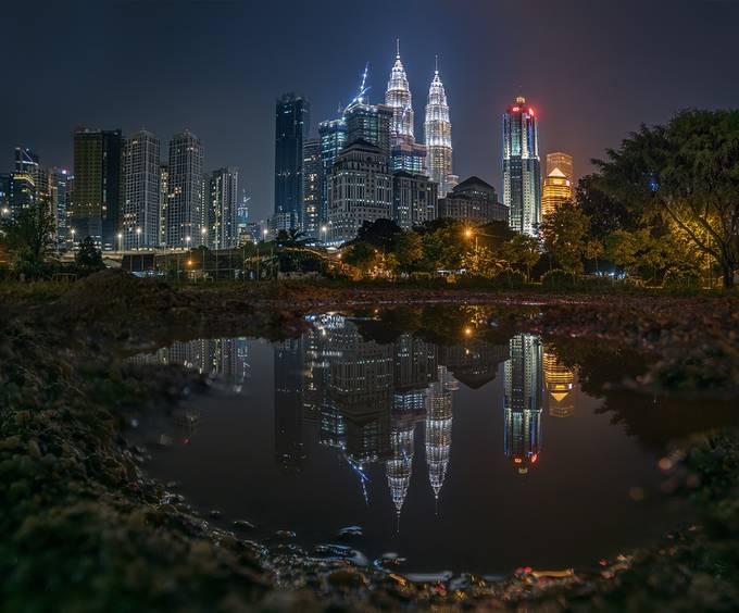 City by TienSangKok - My City Photo Contest