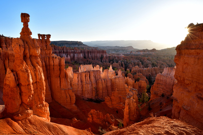 Getting Bright At Bryce