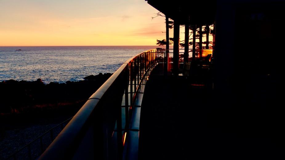 Black Rock Resort, Ucluelet.