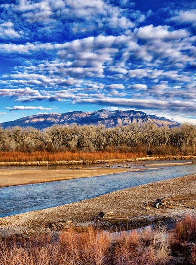 Afternoon on the Rio Grande