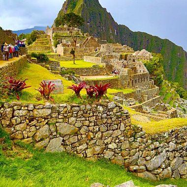 Breathtaking Machu Picchu!