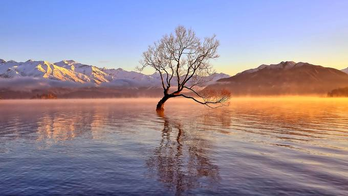 Wanaka Morning by jomyjose - Covers Photo Contest Vol 46