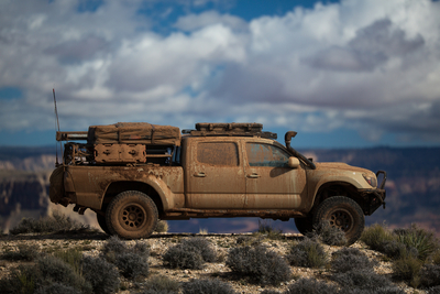 Grand Canyon Offroad