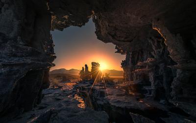 Tufa Caverns