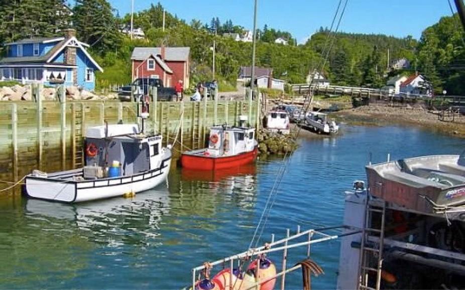 Harbourville, Nova Scotia