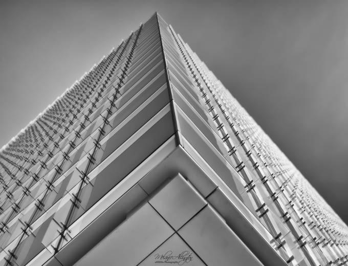 A view from below by melanieallington - Tall Structures Photo Contest