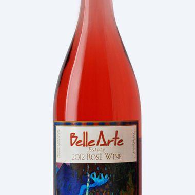 2012 Belle Arte Rose