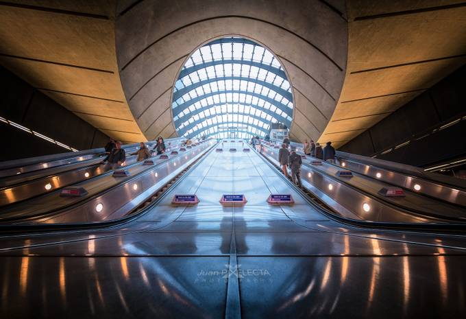 MECHANICAL HIGHWAYS II by Pixelecta - Public Transport Hubs Photo Contest