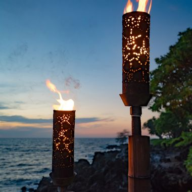 Tiki Torches Hawaii (1 of 1)