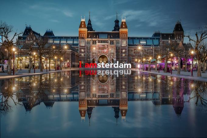 I_amsterdam by StefanLueger - My City Photo Contest