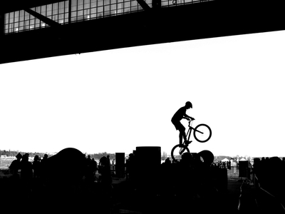 At the Velo Berlin