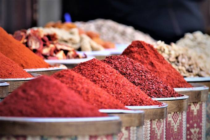 Spices... by BedirhanKupeli - It Is Red Photo Contest