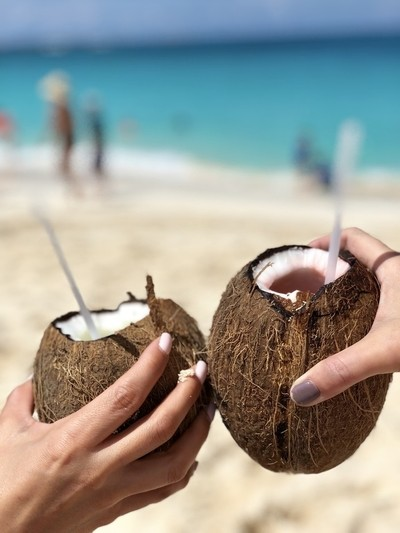 Coconuts and Beaches