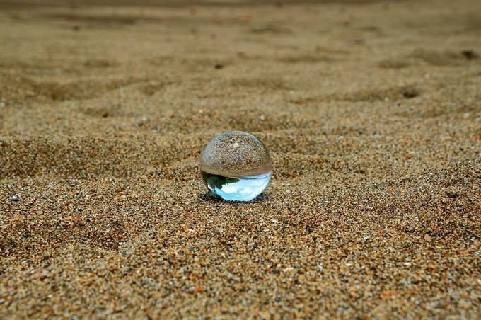 This was taken on a beach in Costa Rica, and I love the simplicity of it.
