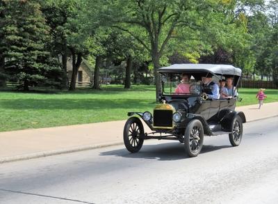 Model T Ford, ca. 1914