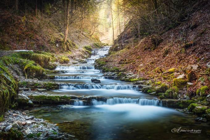 Covola stream by adrianabenettilonghini - Streams In Nature Photo Contest