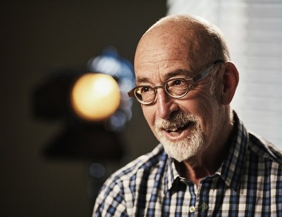 George Simhoni Portrait