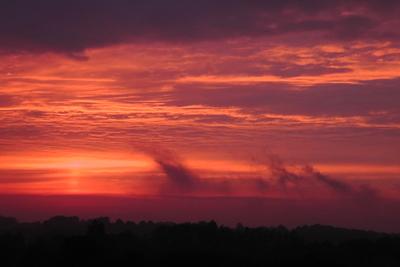 Sunset in Joy