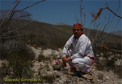 A Huichol Man of Nayarit