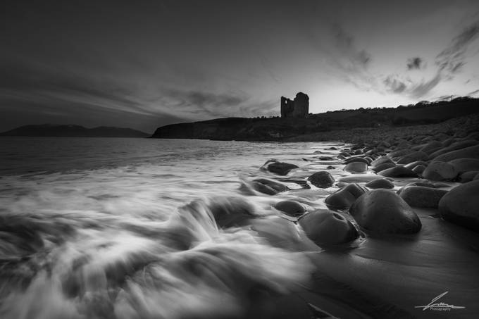 Minard castle Ireland by Goran_Loncar - Boulders And Rocks Photo Contest