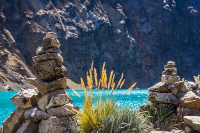 Stupas and Lakes