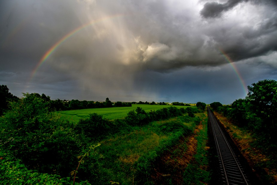 Railroad Rainbow